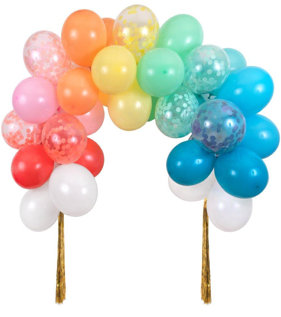 Rainbow Ballon Arch Kit