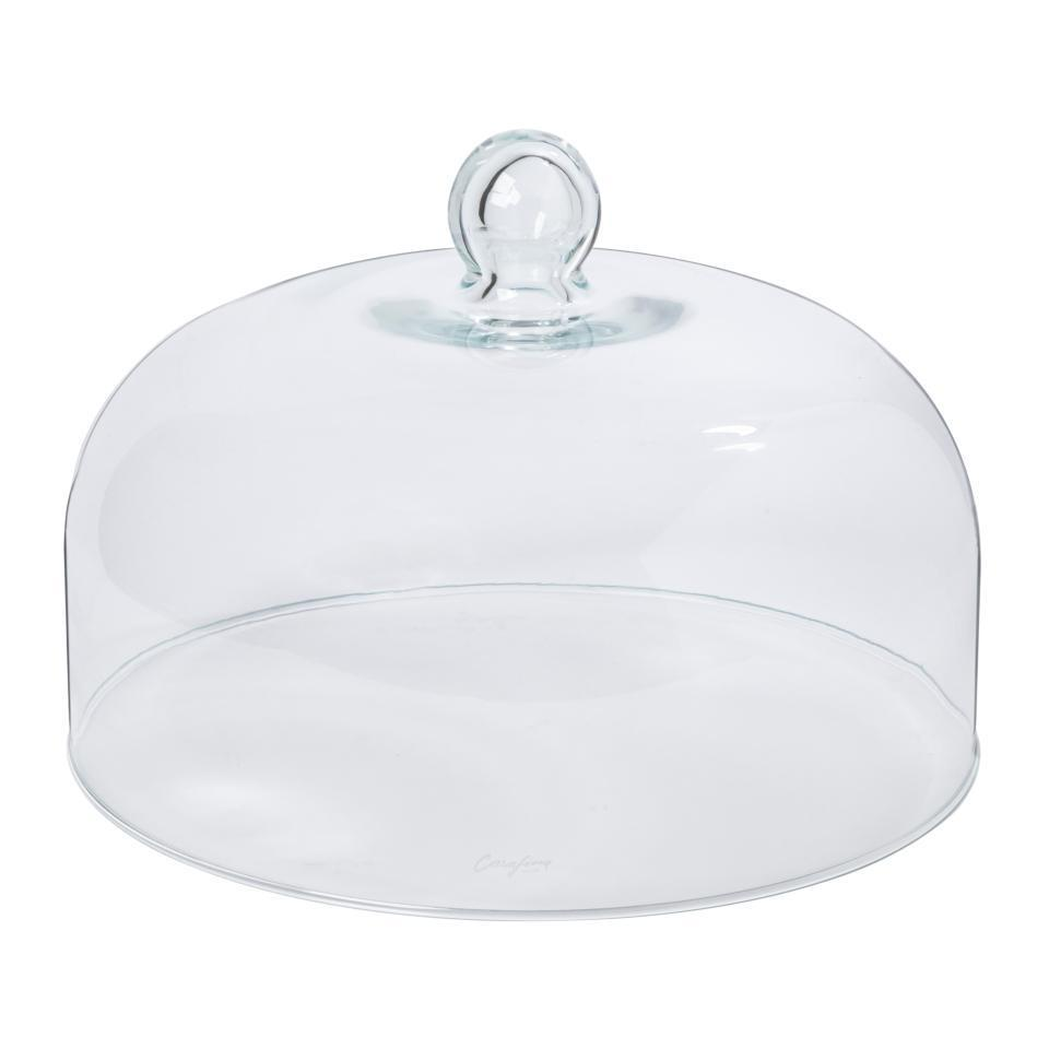 Casafina Glass Domes Collection Glass Dome 12