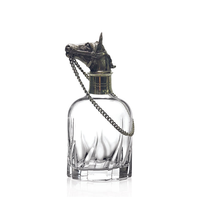 Menagerie Horse Modern Whiskey/Spirits Decanter