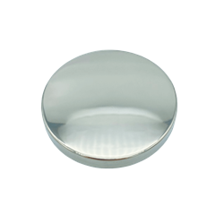 Chrome lid for 30cl room candles