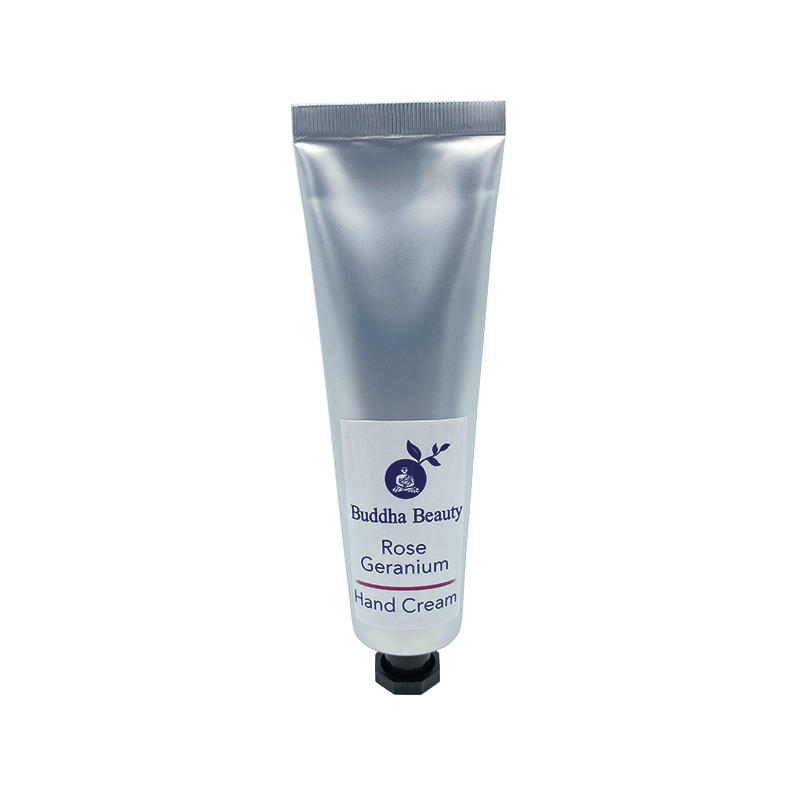 Hydrating Hand Cream with Rose Geranium, Hand Butter