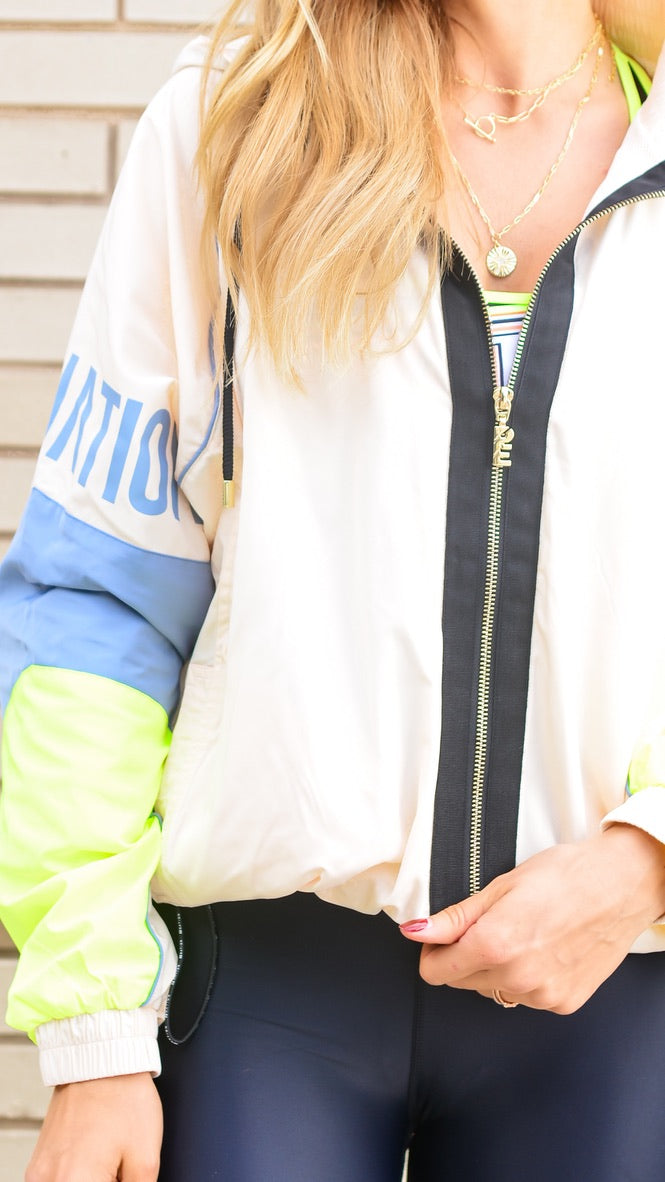 FIRST POSITION JACKET