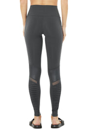 HIGH WAIST MOTO LEGGING
