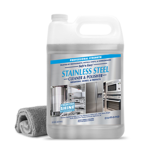 Safe 'n Easy® Stainless Steel Cleaner & Polish