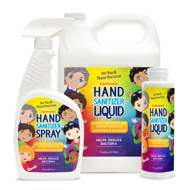 Dumond® Family Hand Sanitizer