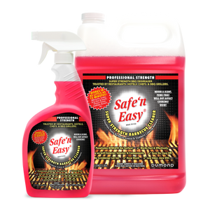 Safe 'n Easy® Super Strength Barbecue Cleaner