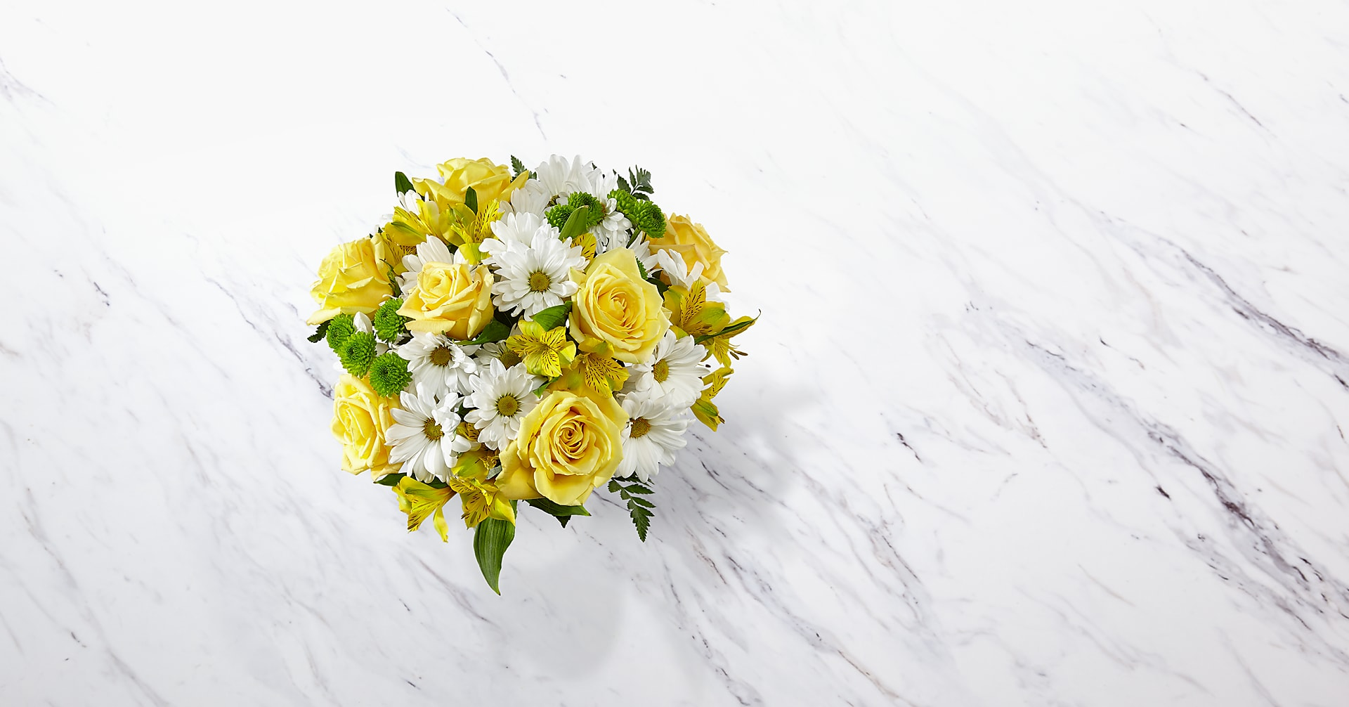 Sunny Sentiments™ Bouquet - Image 2 Of 3