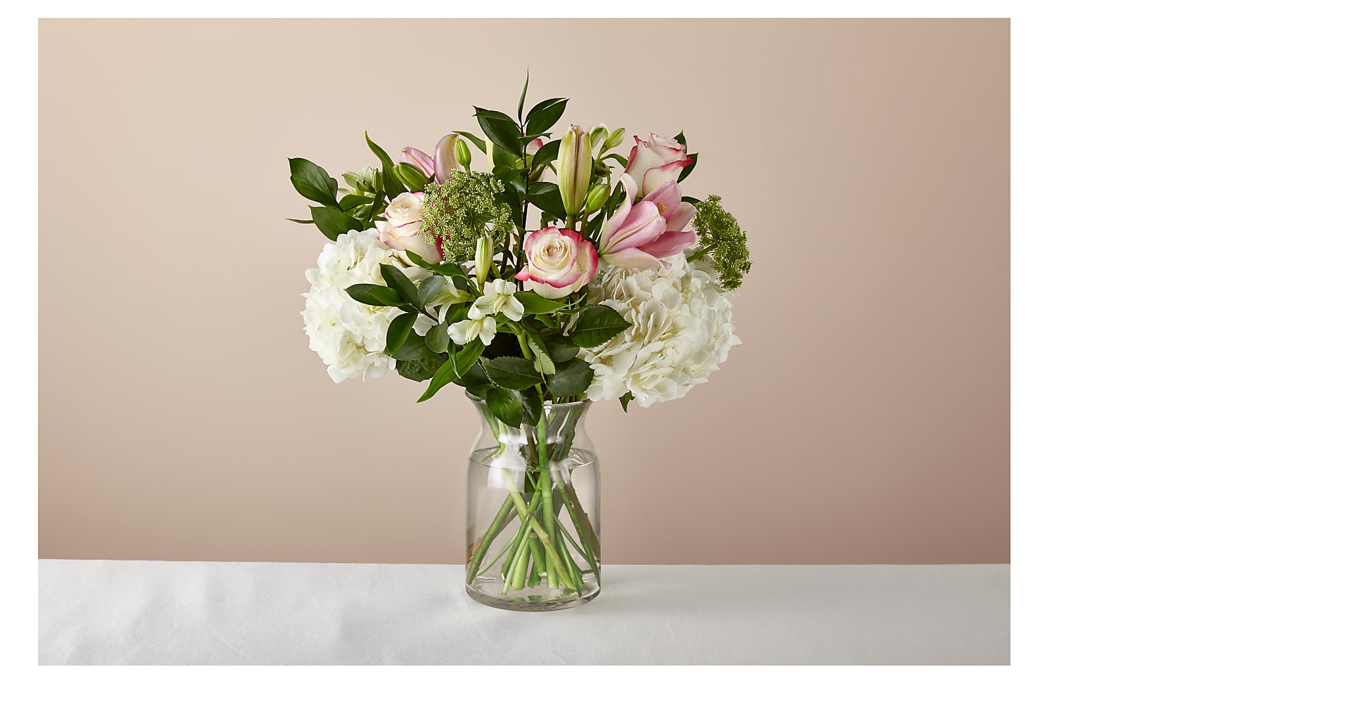 Summer Lovin' Bouquet with Vase - Image 1 Of 2