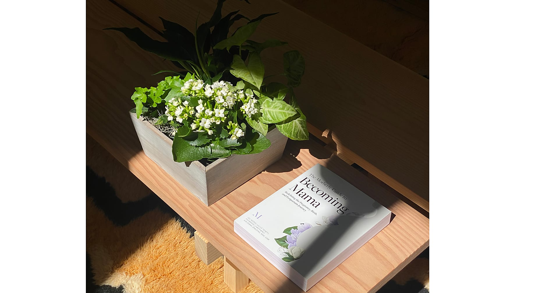 Becoming Mama Garden + Book by Motherly - Image 2 Of 2