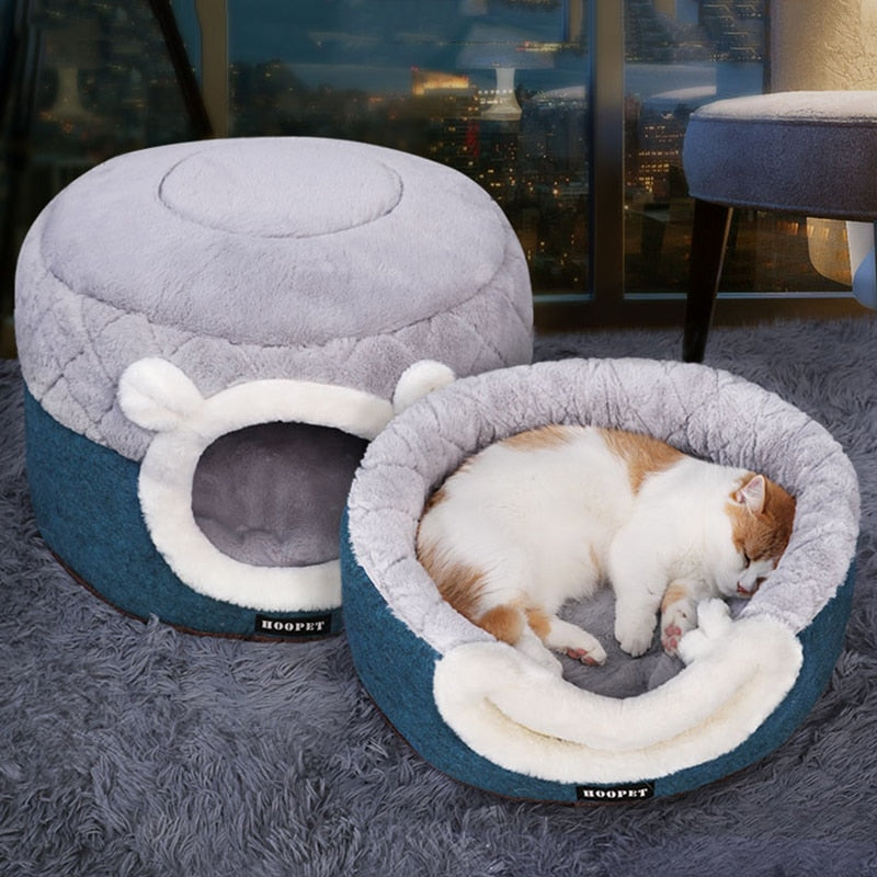 Pet Multifunctional Soft House