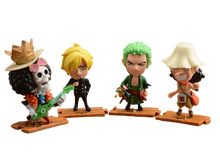 Upload image to gallery, Pack de 10 figurines One Piece - Sunpō Shop