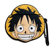 Upload image to gallery, Boite d'AirPods One Piece - 4 Personnages - Sunpō Shop