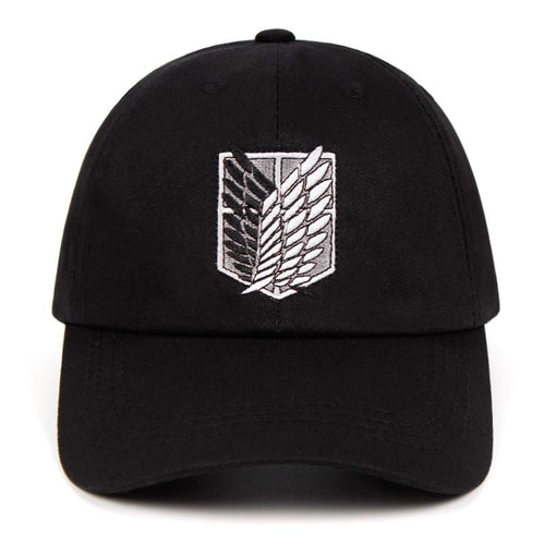 Casquette Attack On Titan - Sunpō Shop