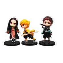 Charger l'image dans la galerie, Pack de 6 figurines Demon Slayer - Sunpō Shop