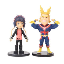 Upload image to gallery, Pack de 9 figurines My Hero Academia - Sunpō Shop
