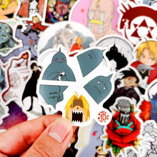 Upload image to gallery, Pack de stickers Full Metal Alchemist - Sunpō Shop