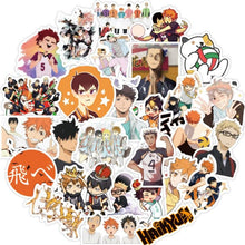 Upload image to gallery, Pack de stickers Haikyuu!! - Sunpō Shop