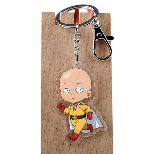 Porte-Clés One Punch Man - 2 Personnages - Sunpō Shop