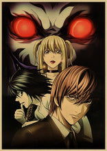 Upload image to gallery, Posters Death Note - 12 Motifs - Sunpō Shop
