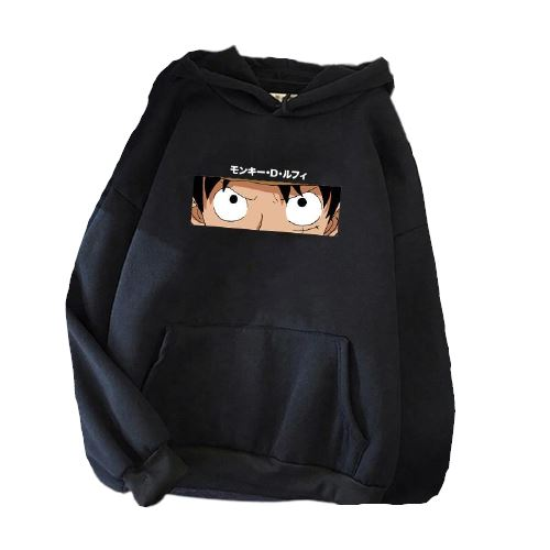 Sweatshirt Regard Luffy - Sunpō Shop