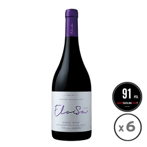 Eloísa Family Premium Collection Pinot Noir 6x750