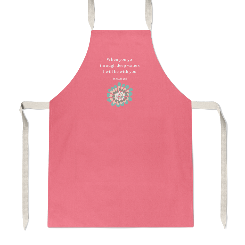 Deep Waters Apron
