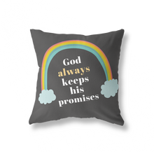 Load image into Gallery viewer, Promise Keeper Pillow cover