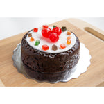 Load image into Gallery viewer, Fruit Cake with Fruits Decor