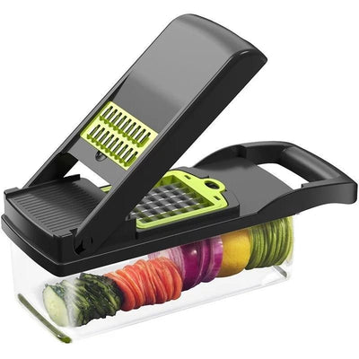 8-in-1 Multifunctional Vegetable Cutter