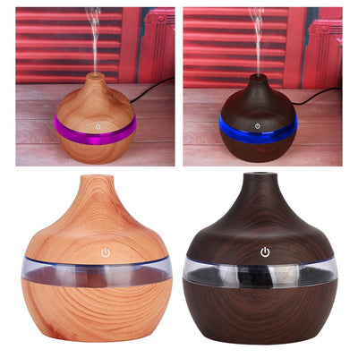 Electric Air Humidifier Essential Oil Diffuser
