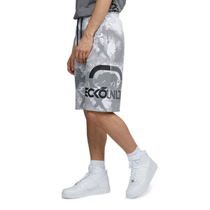 Four Square Fleece Short