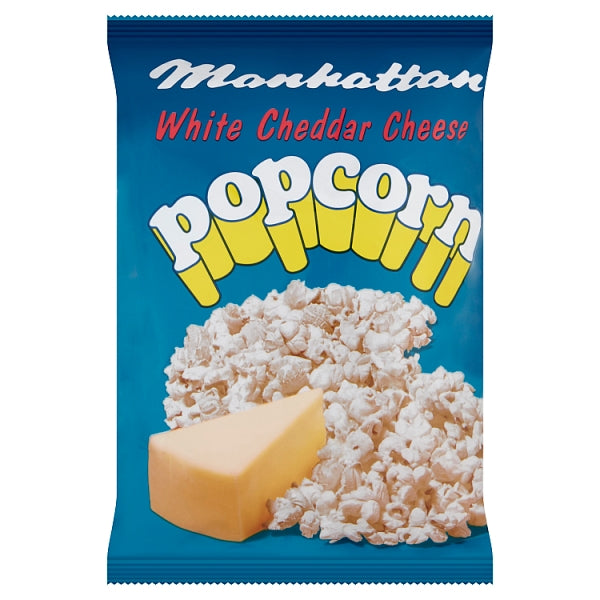 Manhattan Cheese Popcorn, 30g
