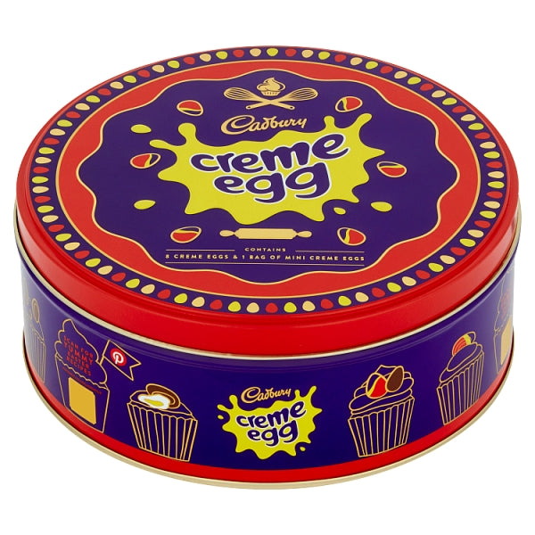 Cadbury Creme Egg Tin