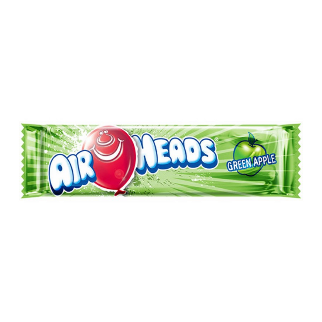Airheads Green Apple, 15.6g
