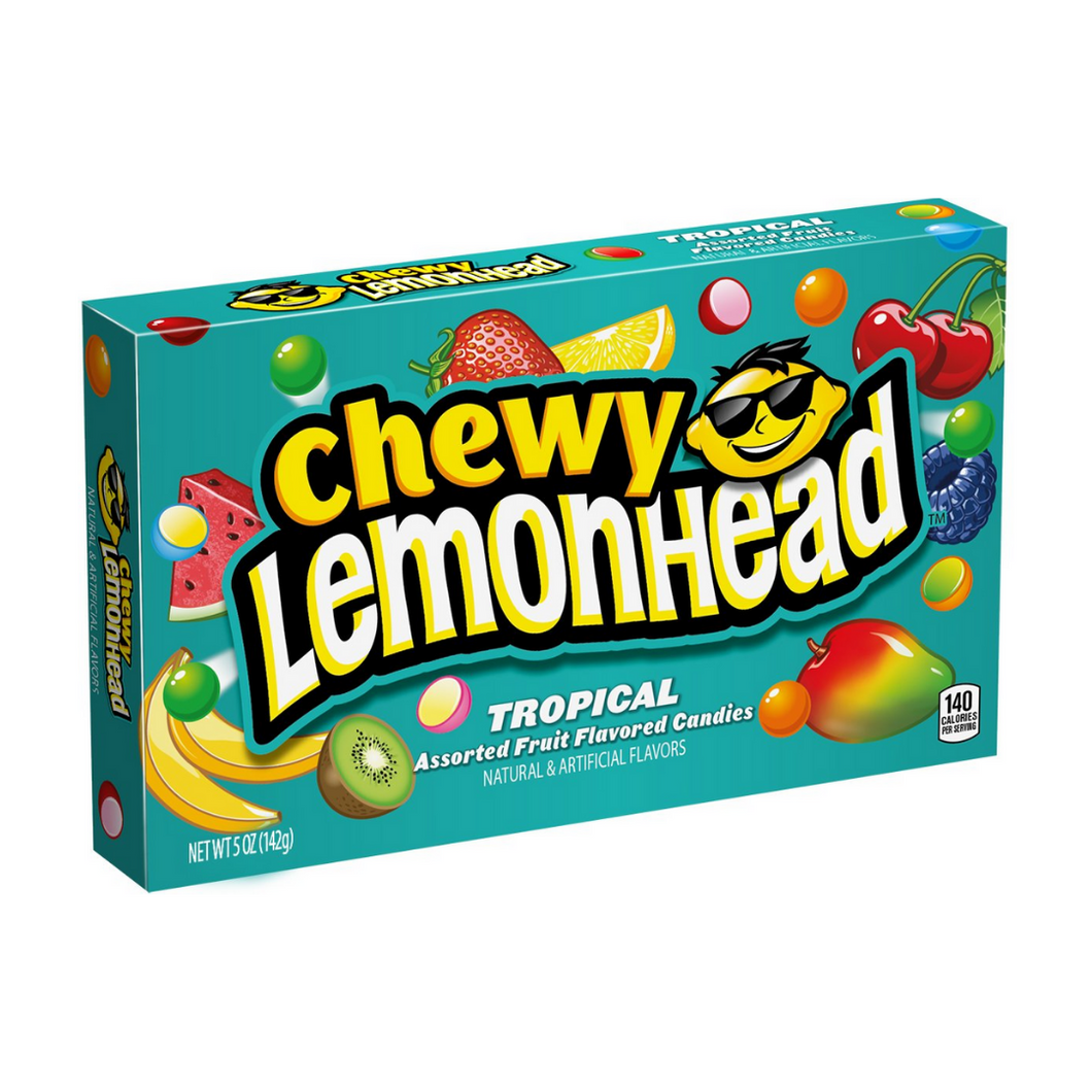 Chewy Lemonhead Tropical Theatre Box, 141g