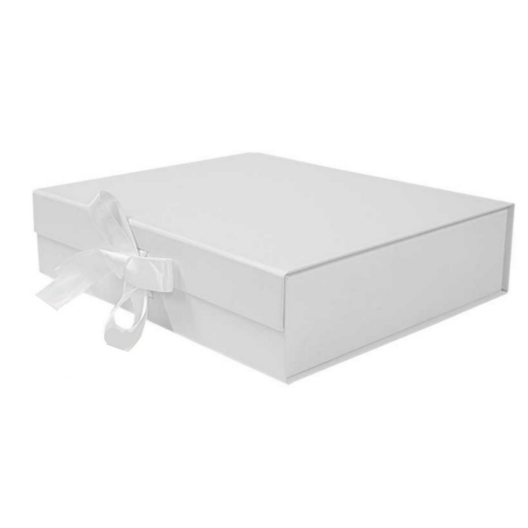 Luxury White Box