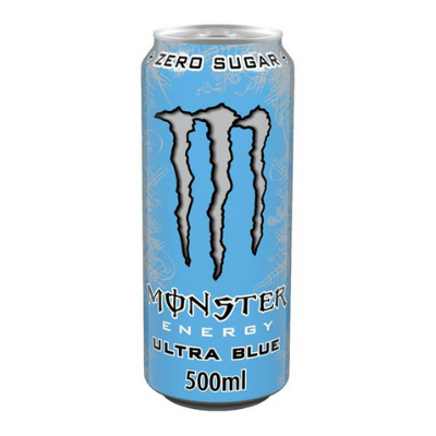 Monster Ultra Blue, 500ml