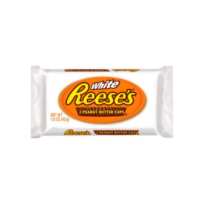 Reeses White Peanut Butter Two Cups, 42g