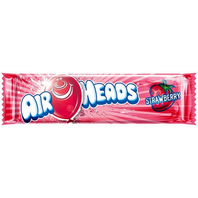 Airheads Strawberry, 15.6g