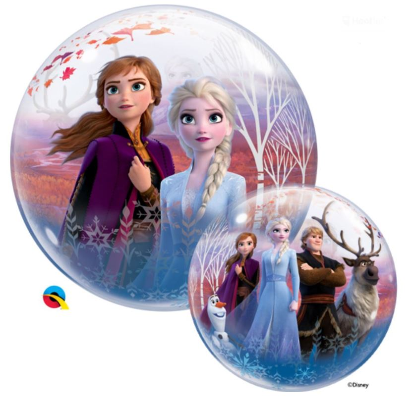 Disney Frozen Balloon - Key characters