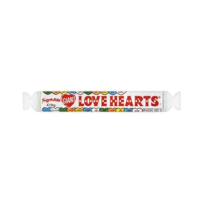 Swizzels Love Hearts, 36g