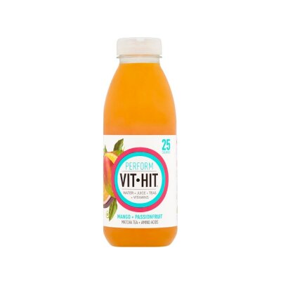 Vit Hit Mango And Passionfruit, 500ml