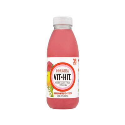 Vit Hit DragonFruit and Yuzu, 500ml