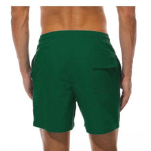 Load image into Gallery viewer, U Miami Swim Shorts - Amìle Bespoke