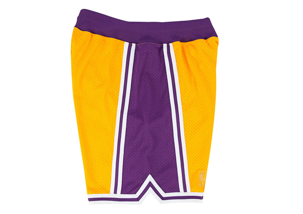 Los Angeles Lakers Authentic Shorts