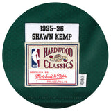 Seattle Supersonics Shawn Kemp Jersey