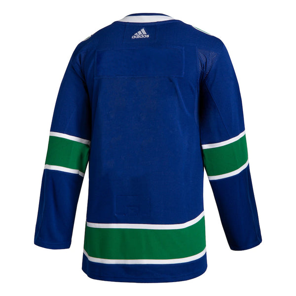 Vancouver Canucks Blue Home Jersey