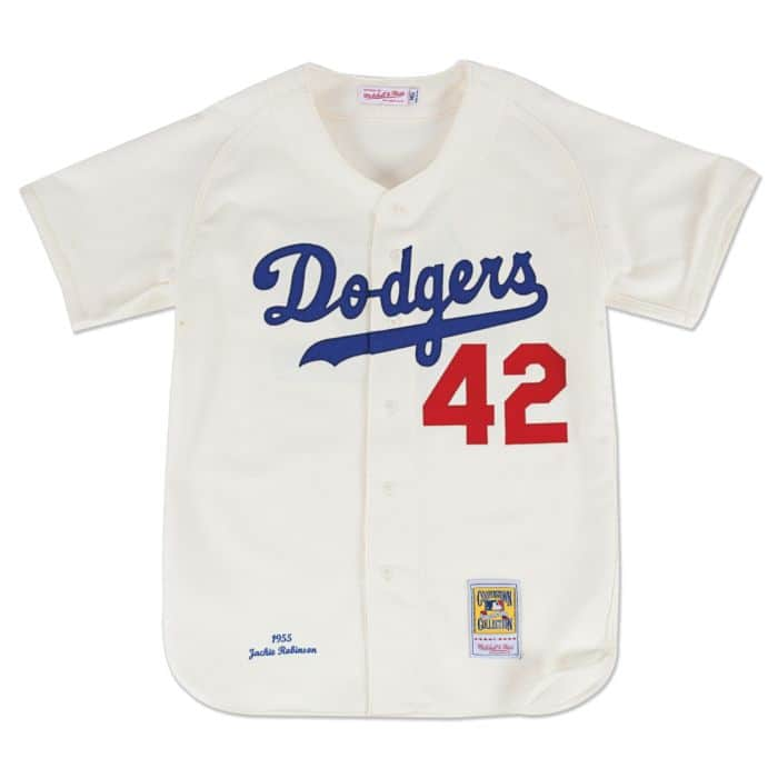 Brooklyn Dodgers Jackie Robinson LE Authentic Jersey