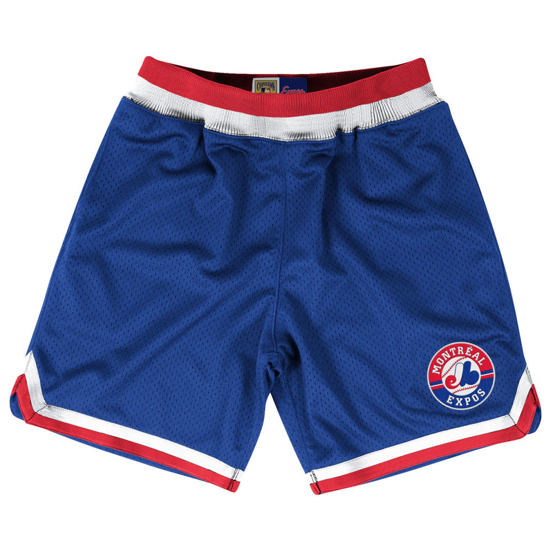 Montreal Expos Authentic Shorts