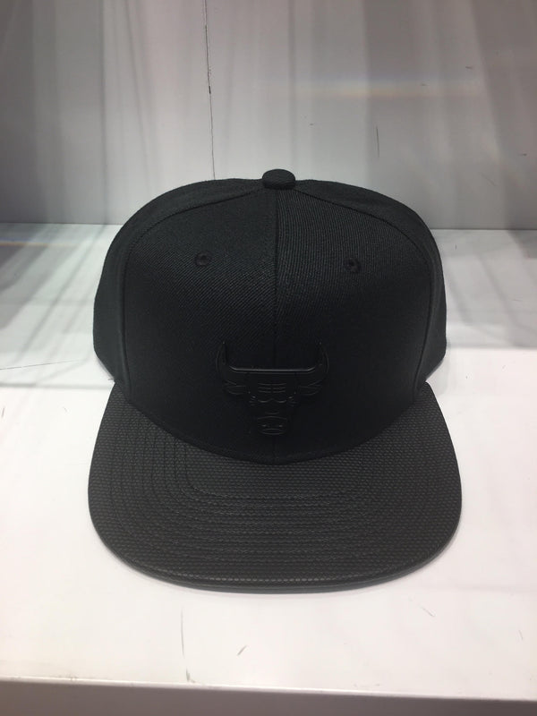 Chicago Bulls Blackout Snapback